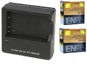 HAWK EN-EL5  Camera Battery Charger