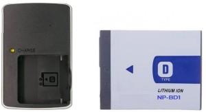 HAWK NP-BD1  Camera Battery Charger