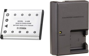 HAWK Olympus LI-42B  Camera Battery Charger