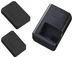 HAWK Canon LP-E12  Camera Battery Charger
