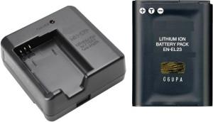 HAWK EN-EL23  Camera Battery Charger
