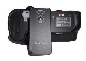 Tyfy D800 Battery Grip
