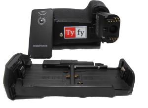 Tyfy 6D Battery Grip