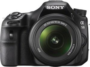 Sony SLT-A58K Body DSLR Camera (Body only)