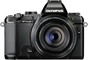 Olympus STYLUS 1 Advanced Point & Shoot Camera