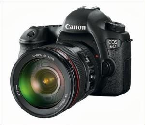 Canon DSLR Camera (Kit 24 - 105)