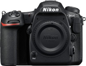 Nikon D500 (Body Only) DSLR Camera (Body only)