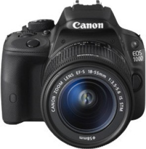Canon EOS 100D (Body with 18-55 mm Lens) DSLR Camera