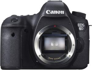Canon EOS 6D Body DSLR Camera Black