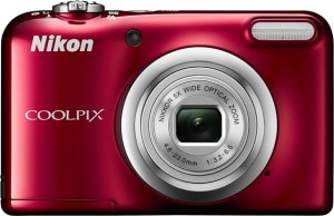 Nikon Coolpix A10 Point and Shoot Camera