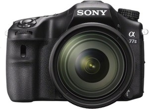 Sony ILCA-77M2Q DSLR Camera with SAL1650 Lens Mirrorless Camera