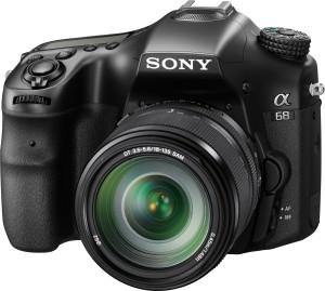 Sony ILCA-68M DSLR Camera (Body only)