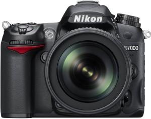 Nikon D7000 DSLR Camera (Body with AF-S DX NIKKOR 18-105 mm F/3.5-5.6 G ED VR)