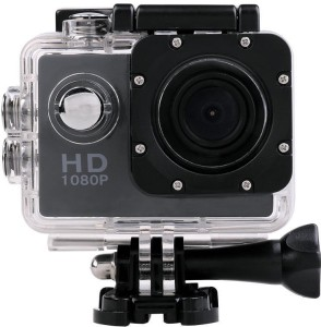 Wonder World ™ Sports Action Waterproof Camcorder 1080P mini HD Cam Holder Sports & Action Camera