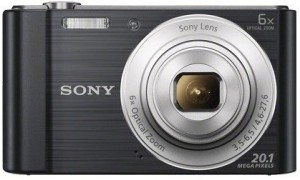 Sony DSC-W810 Point & Shoot Camera