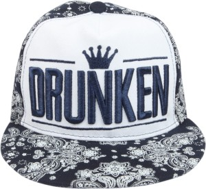 ILU Embroidered Drunken, Snapback, baseball, Hip Hop, Trucker, Hat, Caps Cap