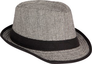 0eed253e20d FabSeasons Checkered Fedora Hats Cap Best Price in India ...