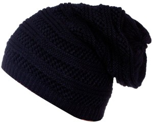 758a277ce Sovam soft famous Winter Woolen Long Cap Best Price in India