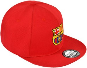 55f62d7e79d8e FCB Red Cap Best Price in India