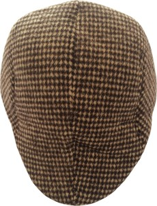 Uncle Benit Checkered Golf Cap