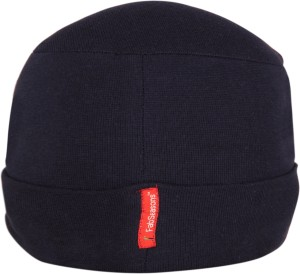 86e80dfc6f5 FabSeasons Solid Cotton Skull Cap Best Price in India