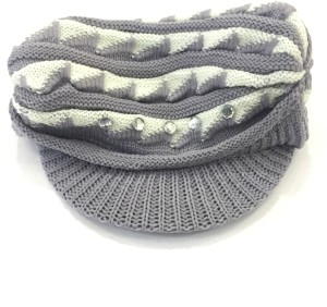 Sir Michele Premium Solid Woolen Cap