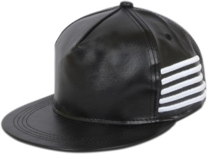 6b956431ae6 ILU Caps for men and women Black leather cap Baseball cap Hip Hop ...