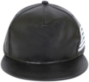 04f93afc38e ILU Caps for men and women Black leather cap Baseball cap Hip Hop ...