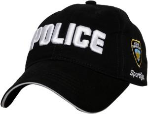 3840ad176a6 Sportigo Solid POLICE Cap Best Price in India