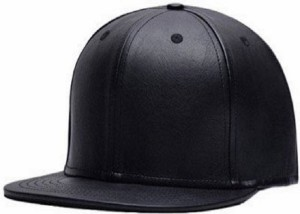 4661b38f57d Thug Life Leather Hiphop Snapback Cap Best Price in India