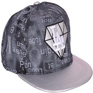 Florence9 baseball la grey Cap