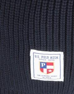 1eb77d831 U.S.Polo Association Self Design Skull Cap