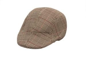 Sir Michele Solid Woolen Cap