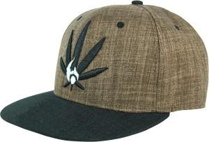 FabSeasons Solid Flat Snapback Hiphop Cap