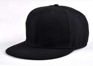 FAS Black Snapback Cap