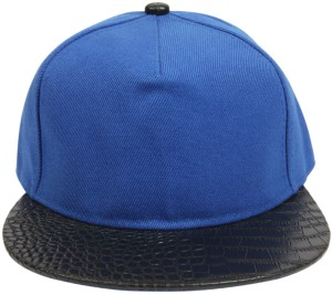 ILU Solid Snake Skin Blue, Baseball, Caps, Hip Hop Caps, men, women, girls, boys, unisex, Snapback, hiphop, Trucker, Gifting caps Cap Cap