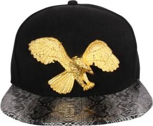 FabSeasons Solid Snapback Cap Cap