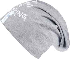 bb3fd179883 Noise Focus on Airking Grey Beanie With Ring Printed Skull Cap Best ...