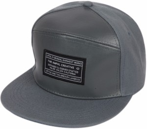 c6ee3c76dc6 ILU caps grey leather Baseball caps Hip Hop Caps men women girls boys  Snapback Trucker Ha Best Price in India