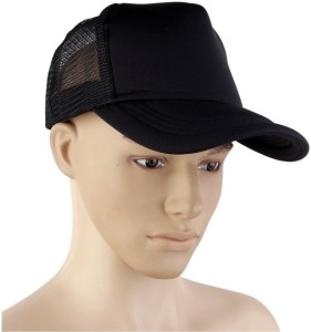 Atabz Solid netted stylish hat Cap