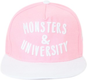 a4af02fcc3191 ILU Caps for women and men Monsters University girls Pink cap ...