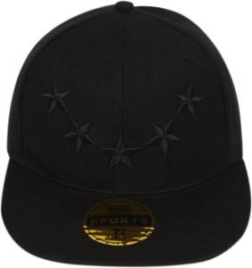 ILU Solid Stars caps black cotton, Baseball, caps, Hip Hop Caps, men, women, girls, boys, Snapback, hiphop, Mesh, Trucker, Hats cotton caps Cap Cap