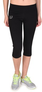 ae37dd6e598 Onesport Solid Women s Black Tights Best Price in India
