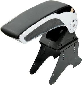 Kozdiko Premium Quality Black Chrome Car Arm Rest Console - Volkswagen Polo Car Armrest