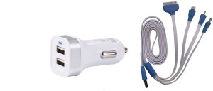 99 Gems 2.1 amp Turbo Car Charger