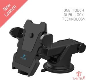 Tantra Car Mobile Holder for Dashboard, Windshield