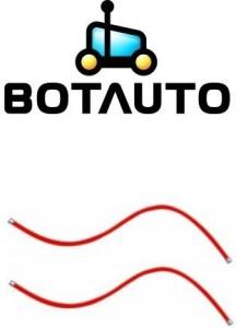 Botauto Fancy Style 7904 Maruti Suzuki Eeco Car Fancy Lights Red