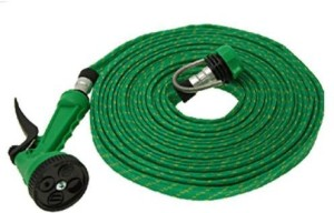 Unica Multifunctional Water Spray Gun 10 Mtr Hose For Car Wash/Vehicle Cleaning Ultra High Pressure Washer