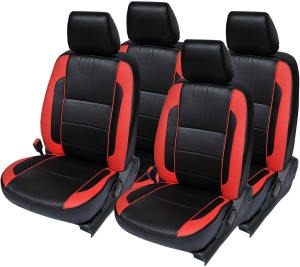 Autofurnish Leatherette Car Seat Cover For Honda Jazz