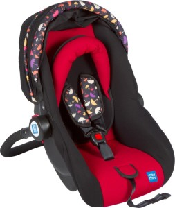 e630e65f6fb Mee Mee Forward Facing Baby Car Seat Cum Carry Cot with Thick Cushioned Seat    Head
